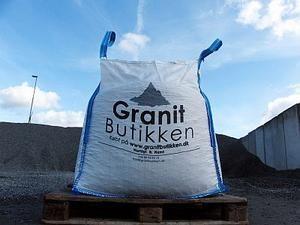 Bigbag med granit