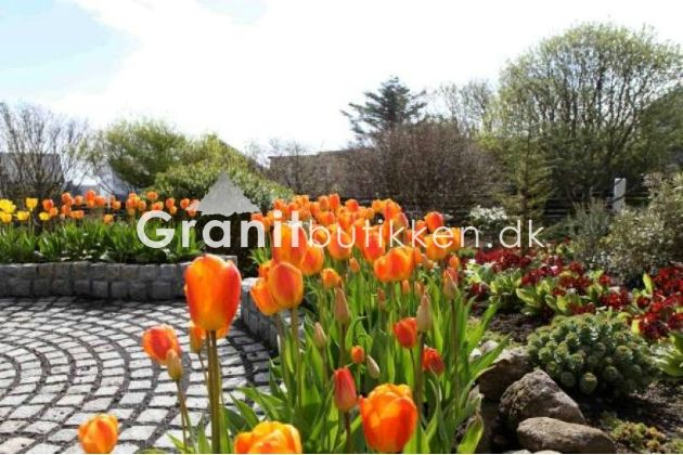 Inspirationsbilleder med granit ♦ granit butikken