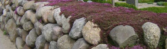 Køb Marksten - Natursten fra marken leveret i bigbag her - Sten og Granit Butikken