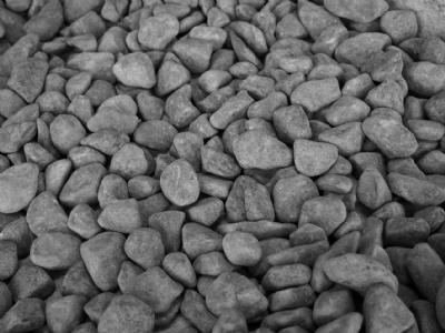 salg af 25 kg gråsorte italienske søsten