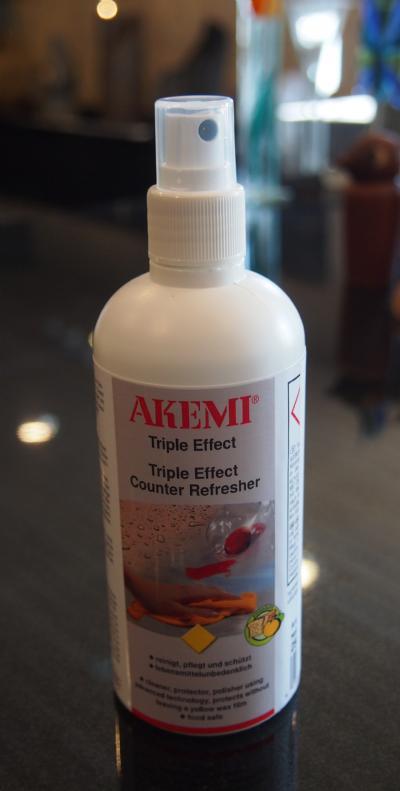 salg af Akemi tripleeffekt, spray