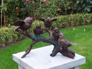 salg af Birds on branch