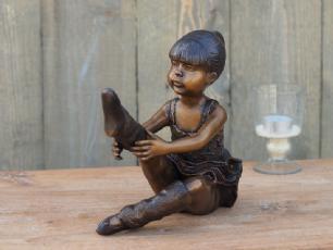 salg af Sitting ballerina