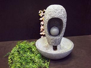 """salg af Granit vandsten """"Aodito"""" komplet vandreservoir"""