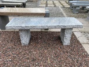 """salg af Granit bænk """"Malene"""""""