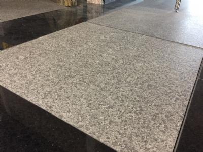 Flise, basalt 60 x 60 x 1,5 cm
