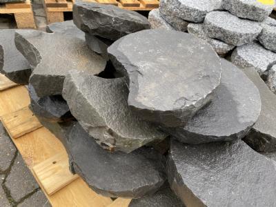 salg af Bedsten hælfacon basalt kløvet