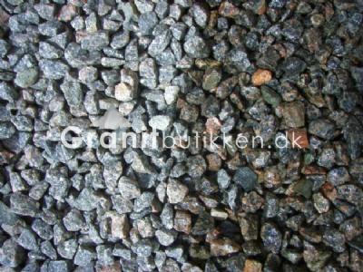 Blåmix granitskærver