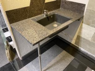salg af Bordplade med vask