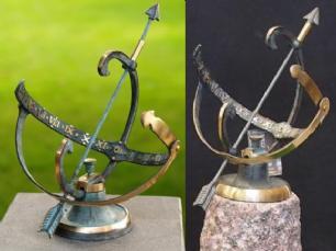 salg af Lille Solur Bronze