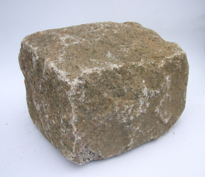 salg af Brosten, brugte granit