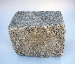 salg af Brosten i gr� Kuppam granit