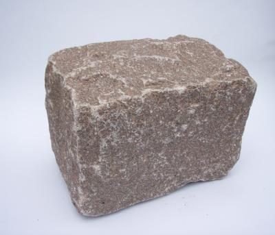 salg af Brosten i rød Manga granit