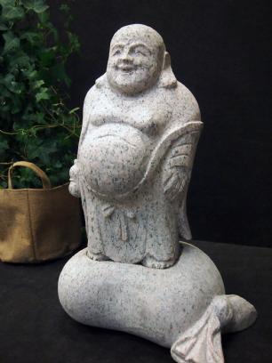 salg af Buddah på sæk
