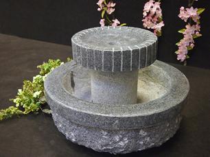 """salg af Granit vandsten """"Cascade stor"""" komplet vandreservoir"""