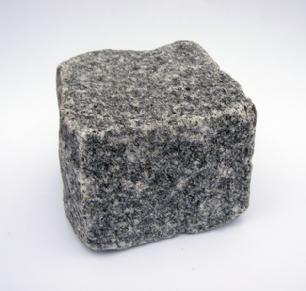 salg af Chaussesten i bl� Porto granit