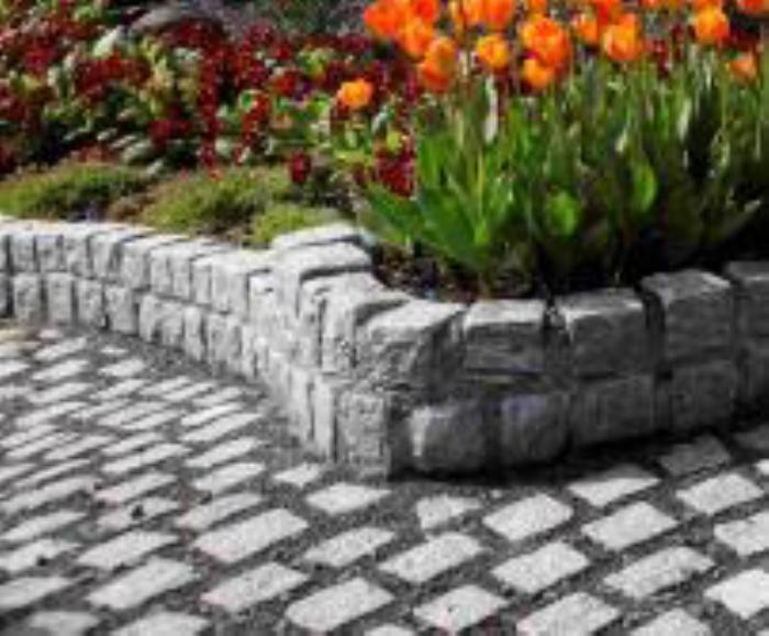 Kæmpestor Køb Chaussesten i granit. Mange forskellige granitfarver. her WI47