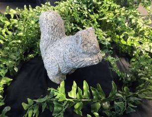 salg af Egern i granit