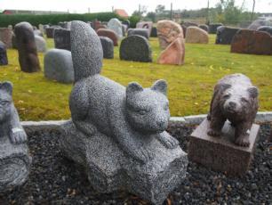 salg af Egern p� tr�stub