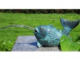 salg af Fish fountain