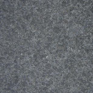 salg af Naturstensflise - Sort basalt sten