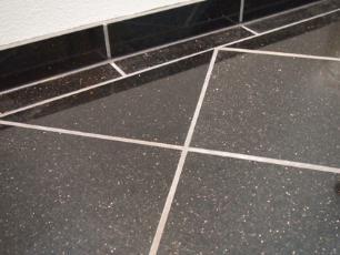 salg af Granitflise, Black Galaxy, poleret overflade