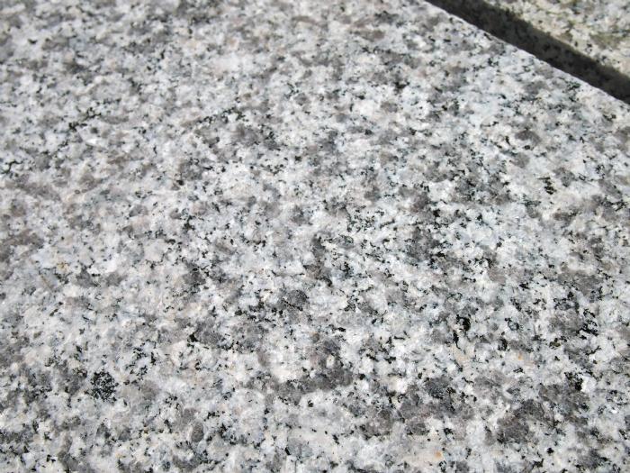 Enormt Køb Granitflise - Lys grå med rustik, skridsikker overflade Pris IZ62