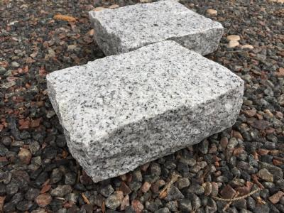 salg af Flise - klosterhvede grå granit