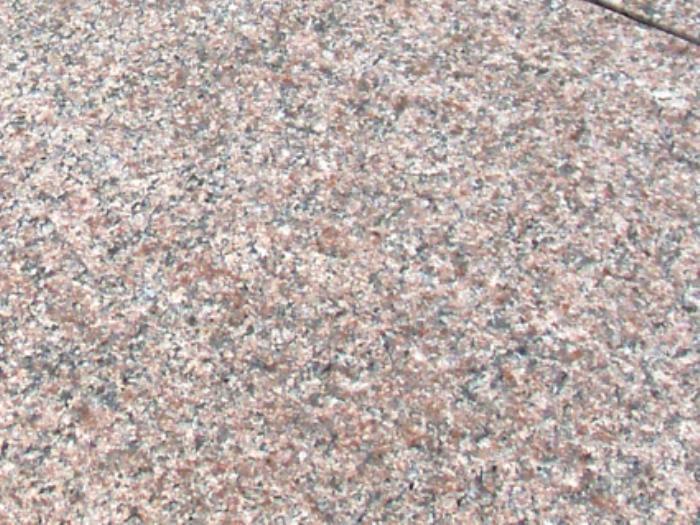 Usædvanlig Køb Granitflise - Rødlig granitsten 40 x 40 x 5 cm - Jetbrændt NB94