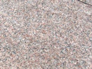 salg af Granitflise - Rødlig granitsten
