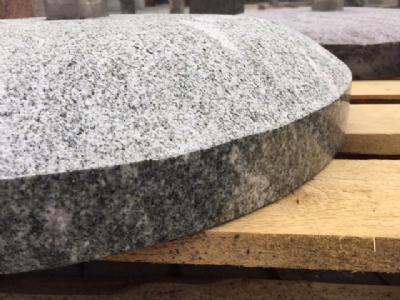 salg af Fod til parasol granit - Rund model