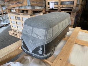 salg af Folkevognsbus granit
