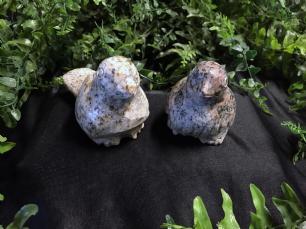 salg af Fugl i granit