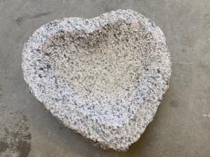 salg af Fuglebad hjerte r�d