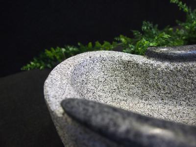 """salg af Granit fuglebad model """"Søren"""""""