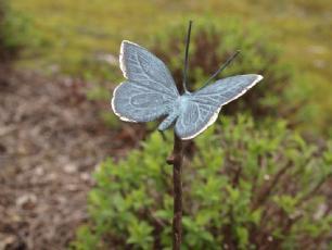 salg af Lille sommerfugl på pind/stang