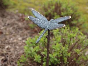 salg af Lille dragesommerfugl på pind/stang