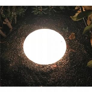salg af Globelampe oval model