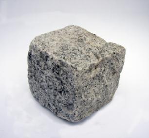salg af Chaussesten i grå indisk granit