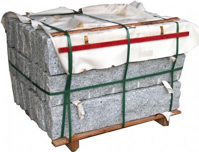 salg af Grå granit kantsten - 30 stk