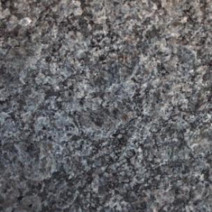 salg af Granit bordplade, steel grey, br�ndt/b�rstet