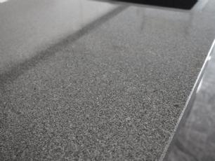 salg af Poleret, gr�sort granitbordplade