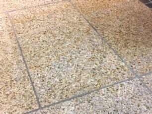 salg af Granitflise, Desert Gold, 30,5 x 61,0 x 1,0 cm