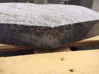 salg af Granit fod til parasol - 6-kantet model