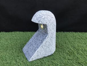 """salg af Granit bedlampe """"Kerlon"""" med halogen"""