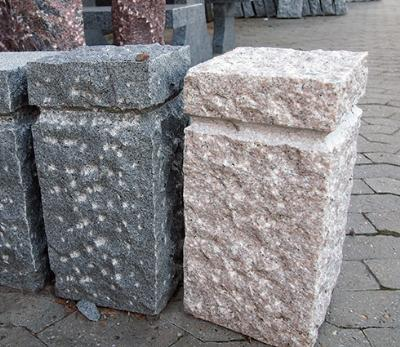 Køb Granit i haven her - Sten og Granit Butikken