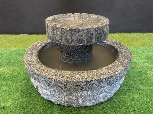 """salg af Granit vandsten """"Cascade"""" komplet vandmiljø"""