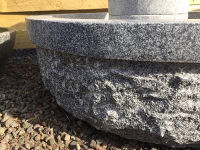 Granit vandsten Cascade vandfald