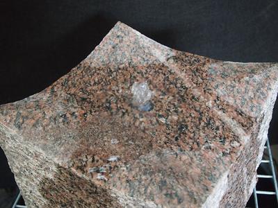 """salg af Komplet vandsten i granit """"Cube"""""""
