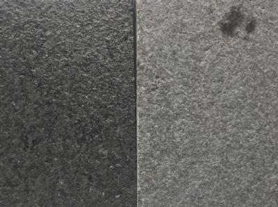 salg af Granitflise gråsort 30 x 60 x 2 cm